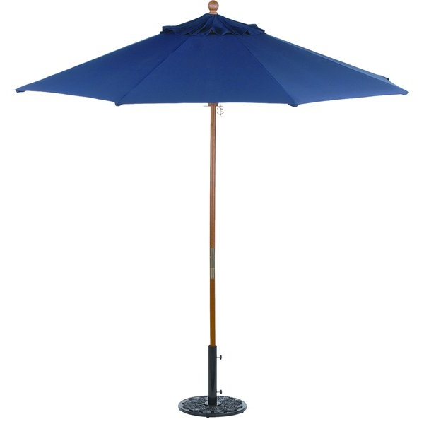 Annabelle Market Umbrellas With Regard To Best And Newest Modern Patio Umbrellas (View 11 of 25)