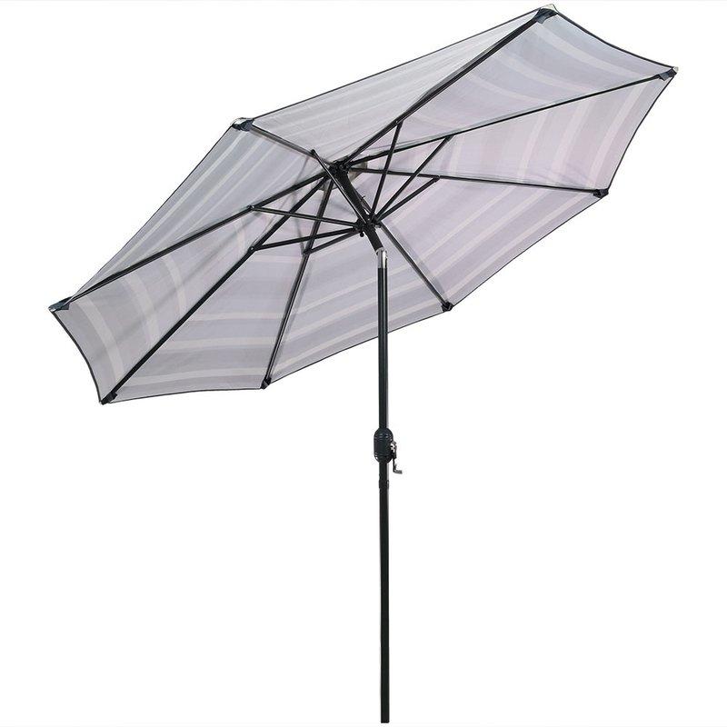 Annika 9' Market Umbrella Within Most Recent Annika Market Umbrellas (View 4 of 25)