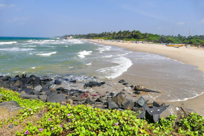 Auriville Beach Umbrellas Inside Trendy These Top 8 Beaches In Pondicherry Are Every Beach Lover's Paradise (View 5 of 25)