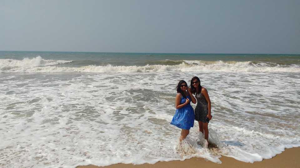 Auriville Beach Umbrellas Regarding Most Recently Released Pondicherry Trip: Pondicherry Itinerary Pondicherry Trip Info (View 10 of 25)