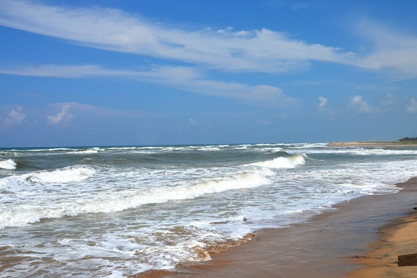 Auriville Beach Umbrellas With Well Liked 17 Best Beaches In Pondicherry – Beach Resorts & Holiday Destinations (View 16 of 25)