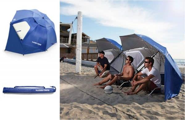 Baby Beach Tent & Travel Beach Umbrellas (View 6 of 25)