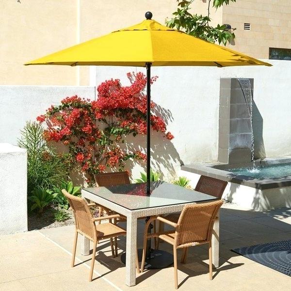 Bayside Series Cantilever Umbrellas Regarding Trendy California Umbrella – Topnewstoday (View 7 of 25)