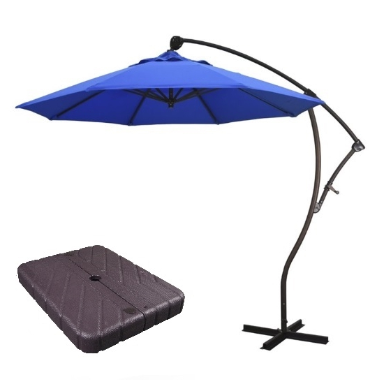 Bayside Series Cantilever Umbrellas With Regard To Most Recently Released Mileageplus Merchandise Awards (View 22 of 25)