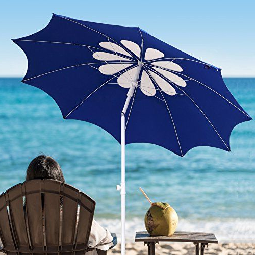 Beach Patio, Beach Umbrella (View 18 of 25)