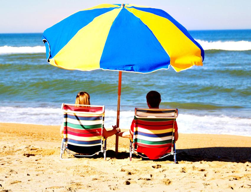 Beach Umbrella Regarding 2018 Beach Umbrellas (View 3 of 25)