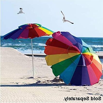 Beach Umbrellas inside Favorite 8' Beach Umbrella With Carry Bag - Towa Umbrella