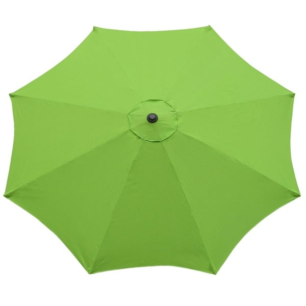 Best And Newest Alder Half Round Outdoor Patio Market Umbrellas Intended For Shop Havenside Home La Porte Market 9 Foot Outdoor Umbrella With (View 12 of 25)