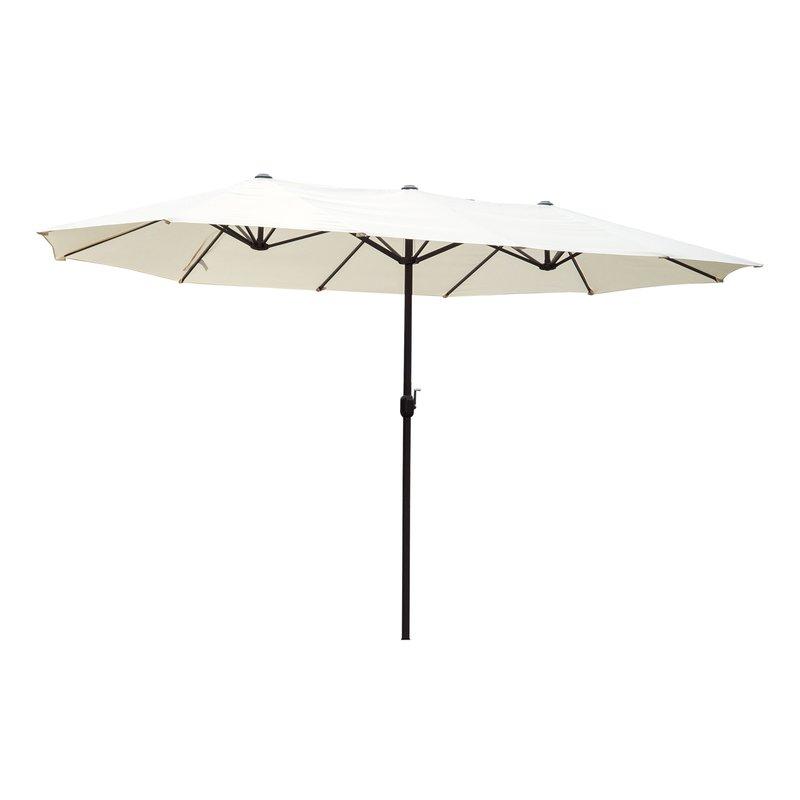 Best And Newest Cambon 15' Market Umbrella Inside Launceston Market Umbrellas (View 3 of 25)