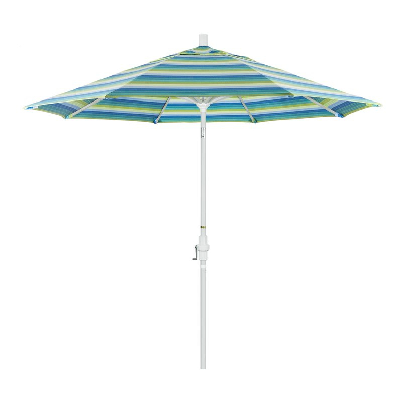 Best and Newest Golden State Series 9' Market Sunbrella Umbrella with Mullaney Market Sunbrella Umbrellas