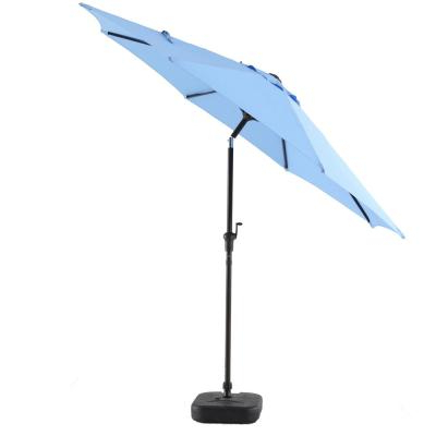 Best And Newest Ridge Falls Collection – Outdoors – The Home Depot Pertaining To Tilda Cantilever Umbrellas (View 18 of 25)
