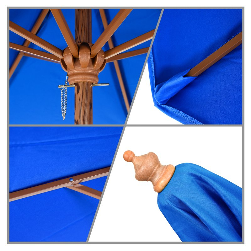 Best And Newest Ryant Market Umbrellas With Ryant 9' Market Umbrella & Reviews (View 5 of 25)