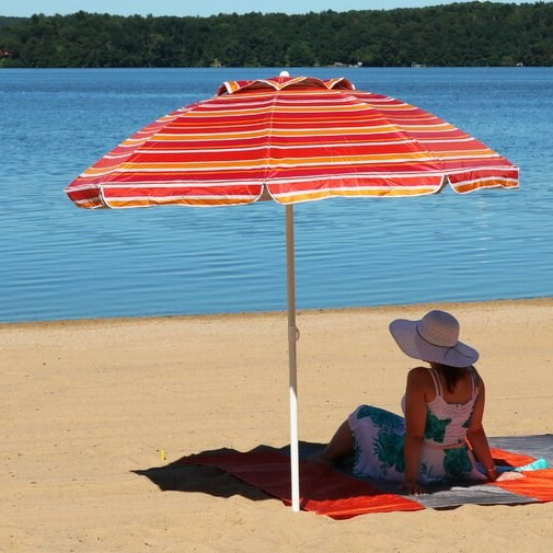 Best And Newest Smithmill Beach Umbrellas Within The Best Beach Umbrellas (View 13 of 25)