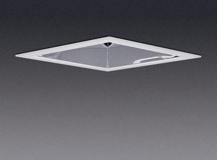 Best And Newest Spitler Square Cantilever Umbrellas For Recessed Downlight / Fluorescent / Square – Dm 225 Eco – Spittler (View 4 of 25)