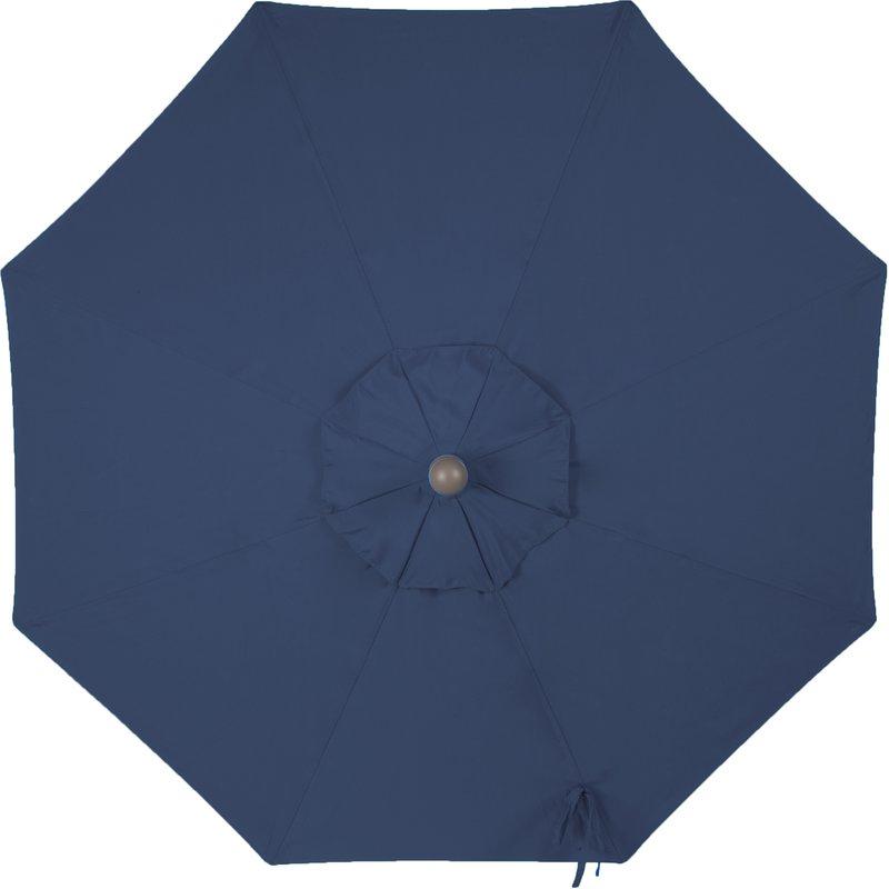 Best And Newest Wiechmann 9' Market Sunbrella Umbrella For Wiechmann Push Tilt Market Sunbrella Umbrellas (View 17 of 25)