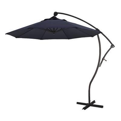 Birch Lane Pertaining To Well Known Carlisle Square Cantilever Sunbrella Umbrellas (View 8 of 25)
