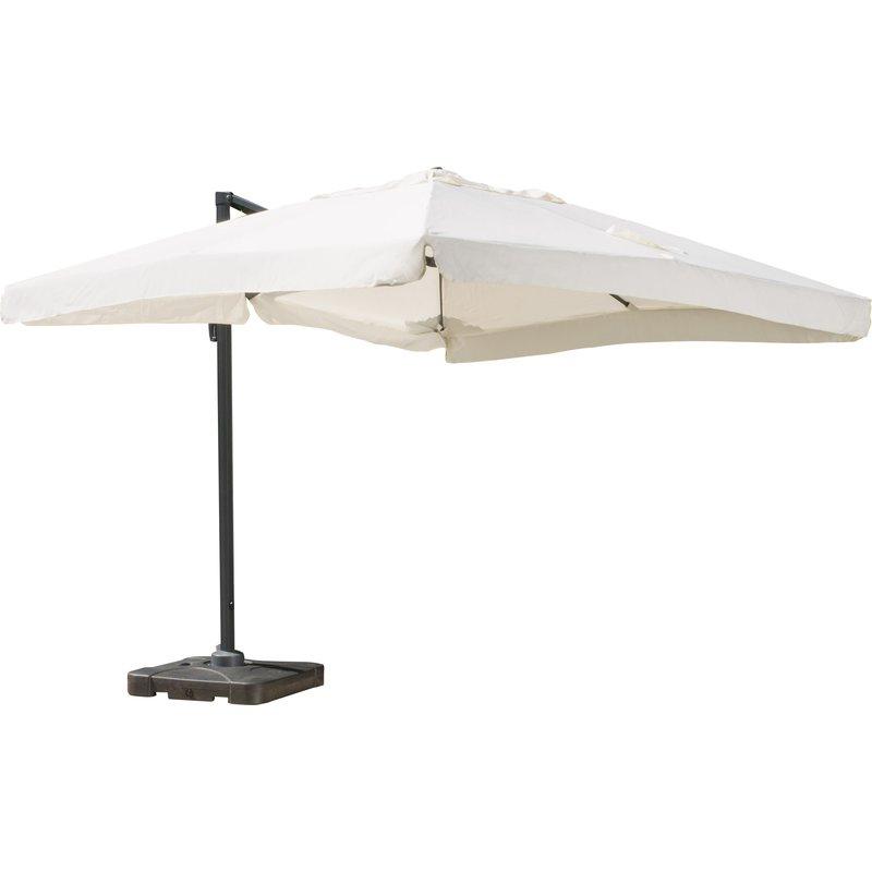 Bondi 9.8' Square Cantilever Umbrella in 2017 Bondi Square Cantilever Umbrellas