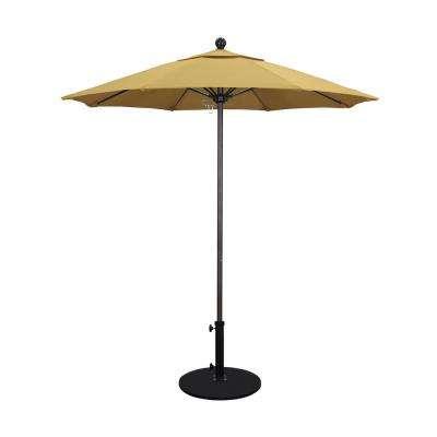 Bradford Patio Market Umbrellas Pertaining To Recent 7.5 Ft (View 8 of 25)