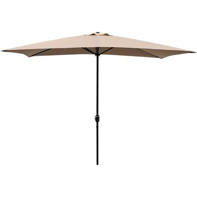 Bradford Patio Market Umbrellas Throughout Current Turn On The Brights Bradford 10' X  (View 10 of 25)