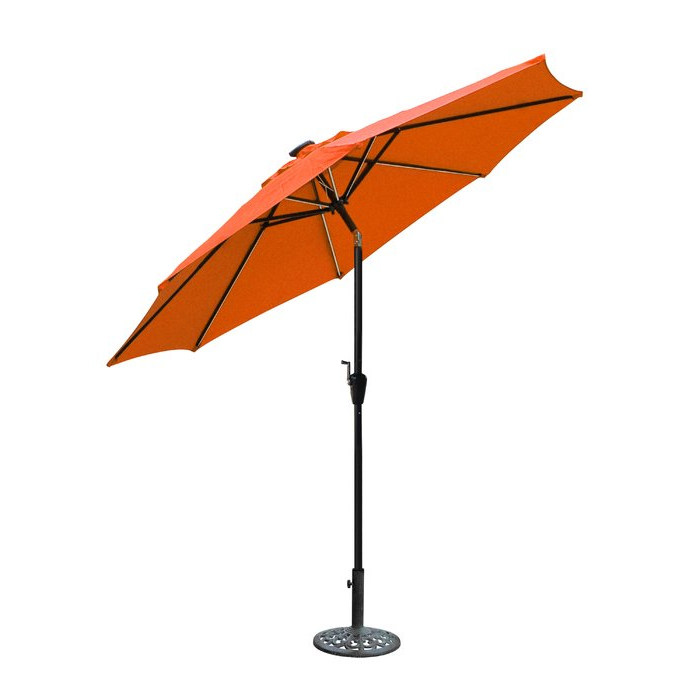 Branam Lighted Umbrellas With Preferred Sonora (View 4 of 25)