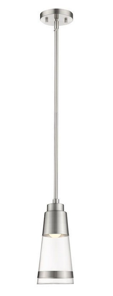 Branam Lighted Umbrellas Within Best And Newest Z Lite – Pendant Lighting (View 23 of 25)