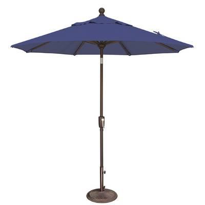 Brecht Lighted Umbrellas Pertaining To Most Recent Brecht 9' Lighted Umbrella & Reviews (View 7 of 25)