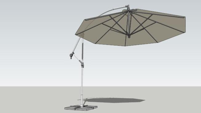 Cafe Umbrella (View 21 of 25)
