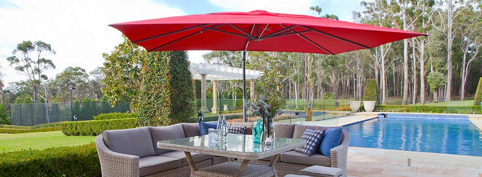 Cantilever Umbrella For New Haven Market Umbrellas (View 5 of 25)