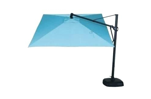 Cantilever Umbrella Sunbrella – Tildakulas (View 13 of 25)