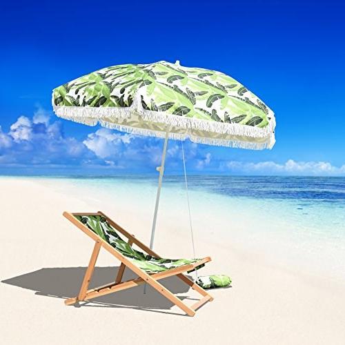 Capra Beach Umbrellas Within Fashionable The Best Beach Umbrellas (View 11 of 25)