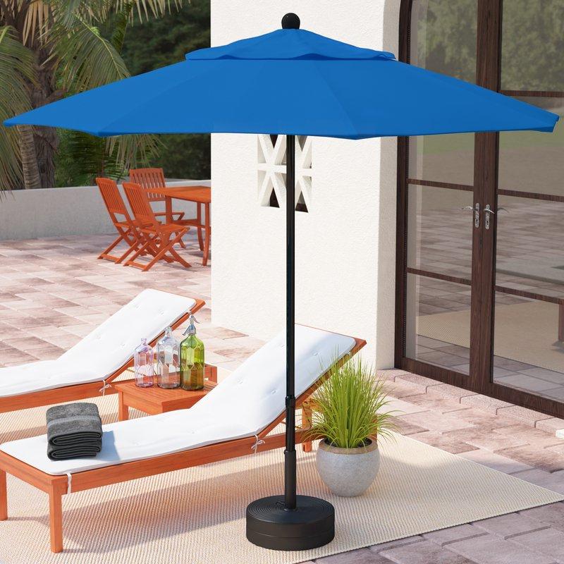 Capresa Market Umbrellas With Regard To Well Known Ryant  (View 24 of 25)