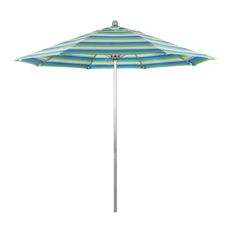 Caravelle 9' Market Sunbrella Umbrella For Fashionable Caravelle Market Sunbrella Umbrellas (View 7 of 25)