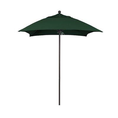 Caravelle Market Umbrellas Inside Current Sol 72 Outdoor Caravelle 6' Square Market Sunbrella Umbrella Frame (View 7 of 25)