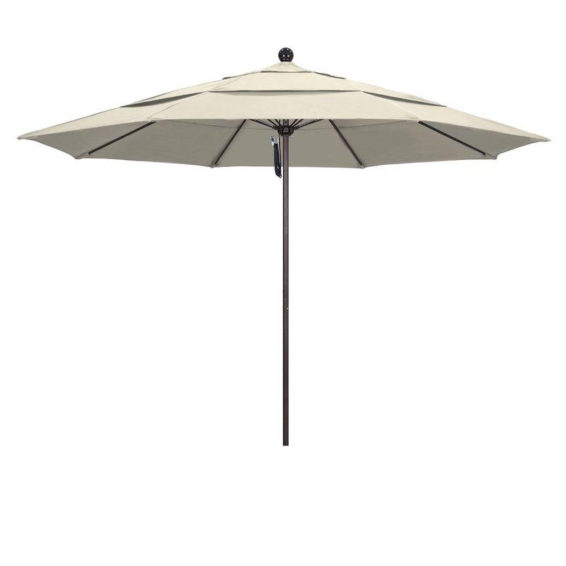 Caravelle Market Umbrellas Regarding Best And Newest Caravelle 11' Market Umbrella (View 9 of 25)
