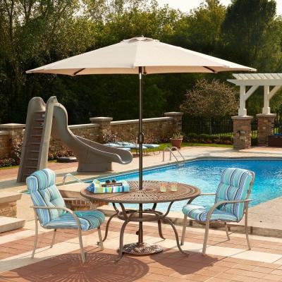 Cardine Market Umbrellas With Popular Abba Patio 9 Ft (View 8 of 25)