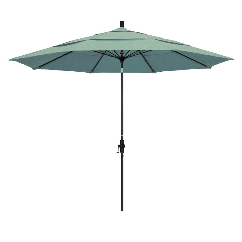 Carina Market Umbrellas With Well Known Keegan 11' Market Umbrella (View 19 of 25)