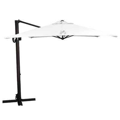 Carlisle 11' Cantilever Sunbrella Umbrella With Regard To Most Popular Krystal Square Cantilever Sunbrella Umbrellas (View 10 of 25)