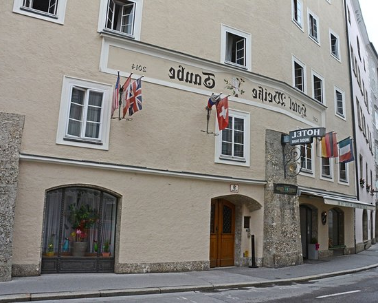 Christmas In Salzburg – Review Of Hotel Weisse Taube, Salzburg Intended For Most Recent Taube Market Umbrellas (View 25 of 25)