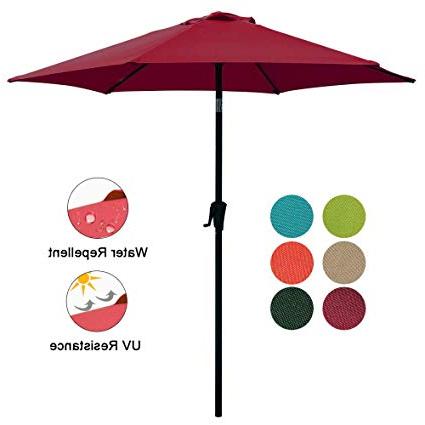 Cobana Patio Umbrella,  (View 10 of 25)