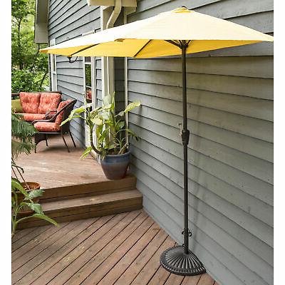 Colburn Half Market Umbrellas Pertaining To Most Recent Jordan 9Ft (View 23 of 25)