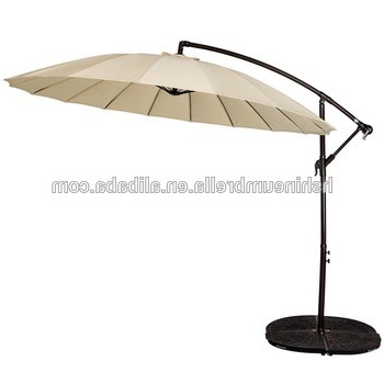 Colburn Half Market Umbrellas Pertaining To Recent Quanzhou H&shine Outdoor Living Technology Co., Ltd (View 9 of 25)