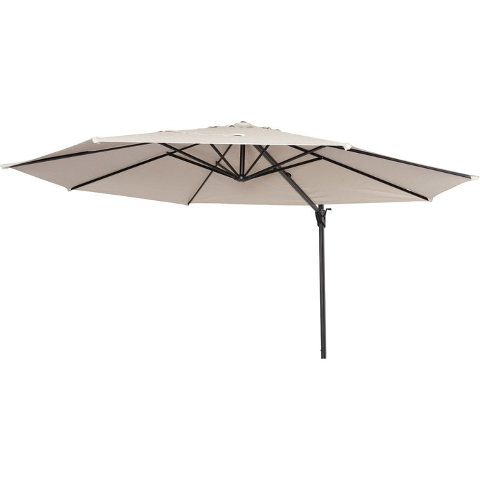 Coolaroo Cantilever Umbrellas Pertaining To Most Recently Released 12' Cantilever Umbrella (View 11 of 25)