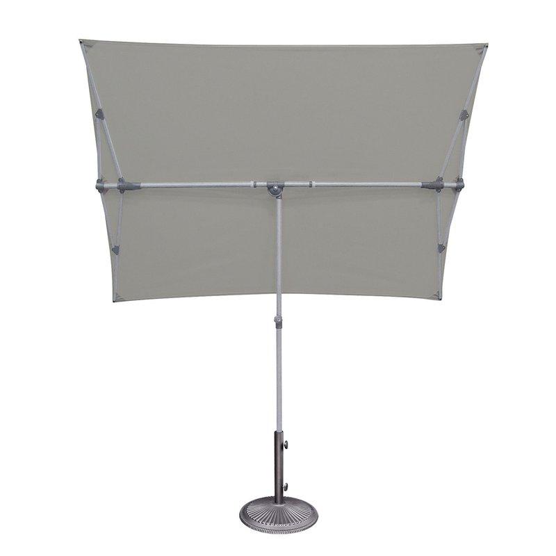 Cordelia 5' X 7' Rectangular Market Umbrella With Regard To Well Known Pau Rectangular Market Umbrellas (View 22 of 25)