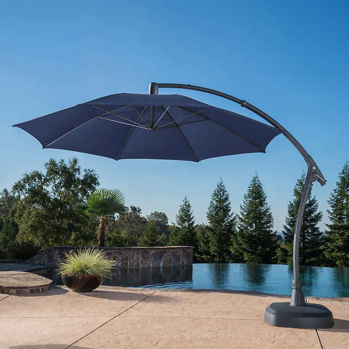 Coy Residence Within Most Popular Lytham Cantilever Umbrellas (View 13 of 25)