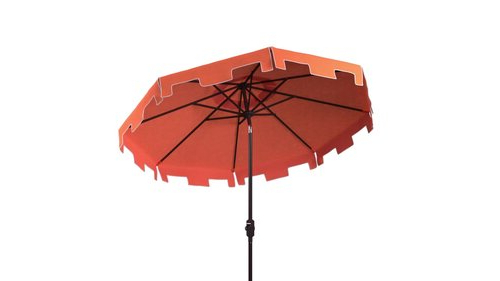 Crediton 9' Market Umbrella With Widely Used Pedrick Drape Market Umbrellas (View 4 of 25)