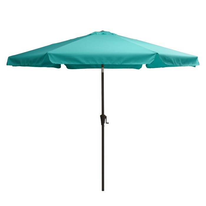 Crowborough 10' Market Umbrella Within Most Up To Date Pedrick Drape Market Umbrellas (View 5 of 25)