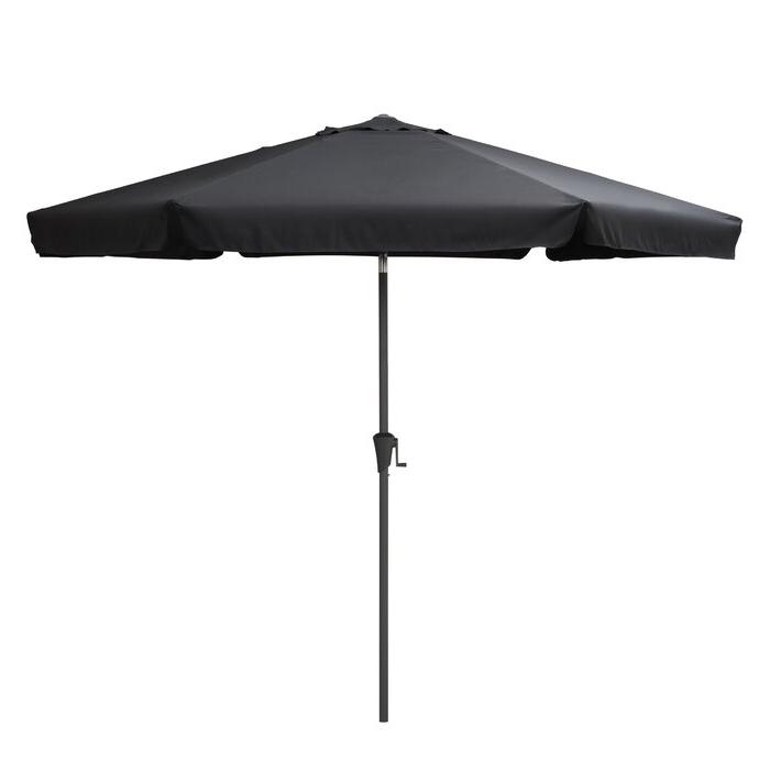 Crowborough Square Market Umbrellas Throughout 2017 Crowborough 10' Market Umbrella (View 9 of 25)