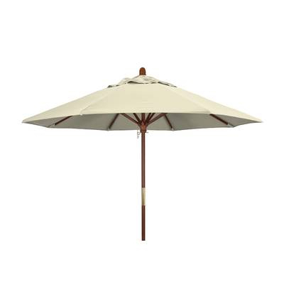 Current Ariana 2 Piece Teak Bistro Set With Hatten Market Umbrellas (View 19 of 25)