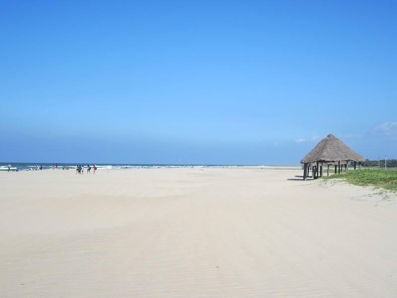 Current Auriville Beach Umbrellas Pertaining To Paradise Beach, Pondicherry (View 8 of 25)