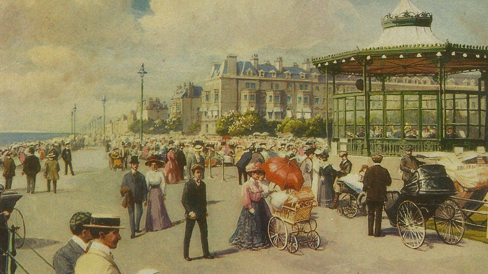 Current Bandstands: The Industry Built On Victorian Social Engineering – Bbc With Regard To Folkeste Market Umbrellas (View 21 of 25)